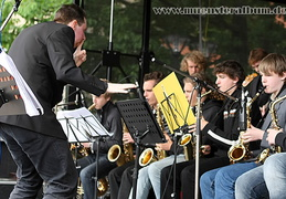 Big Band Sound zur Mittagsstunde