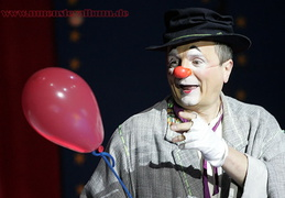 Clown Anatol - Zauberei