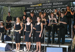 Big-Band-Sound präsentiert von der Kant-Connection