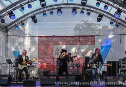 Kreuzviertelfest 2018 - Peter Backhausens All Star Band